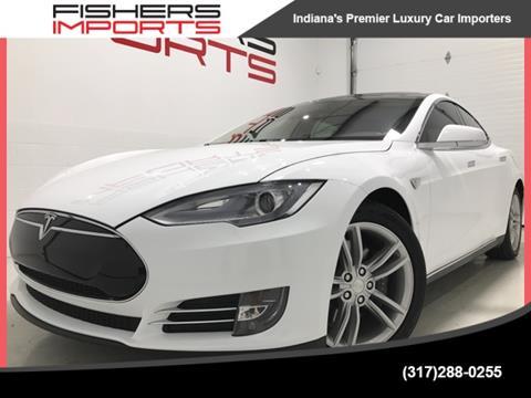 2012 Tesla Model S for sale in Fishers, IN