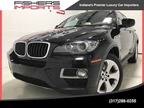 2013 BMW X6 for sale in Fishers, IN
