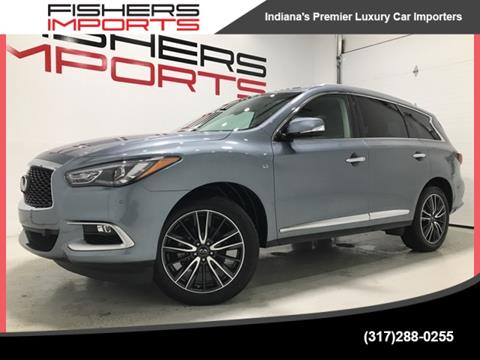 2016 Infiniti QX60 for sale in Fishers, IN