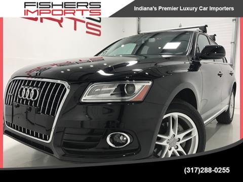 2017 Audi Q5 for sale in Fishers, IN