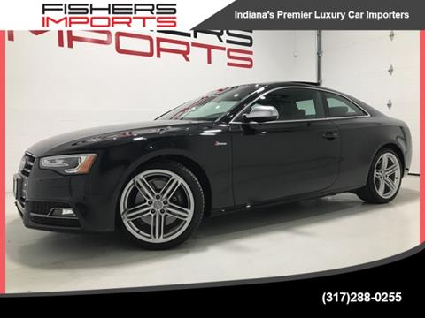 2013 Audi S5 for sale in Fishers, IN
