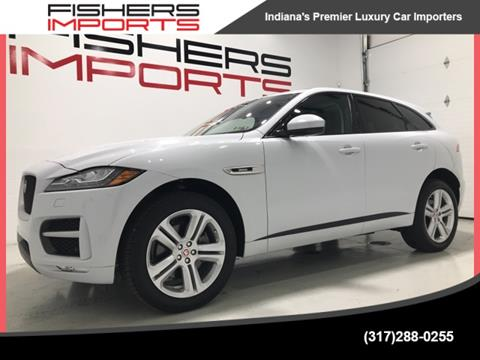 2017 Jaguar F-PACE for sale in Fishers, IN
