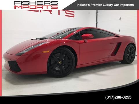2008 Lamborghini Gallardo for sale in Fishers, IN