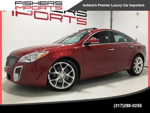 2014 Buick Regal for sale in Fishers, IN