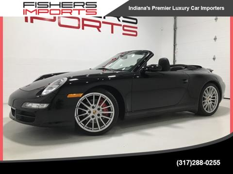 2008 Porsche 911 for sale in Fishers, IN