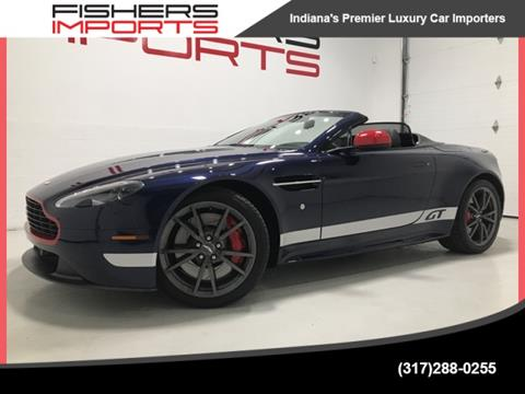 2015 Aston Martin V8 Vantage for sale in Fishers, IN