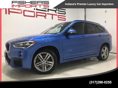 2017 Bmw X1 For Sale In Fishers In
