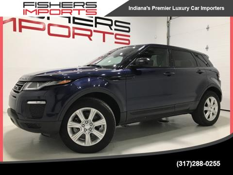 2016 Land Rover Range Rover Evoque for sale in Fishers, IN