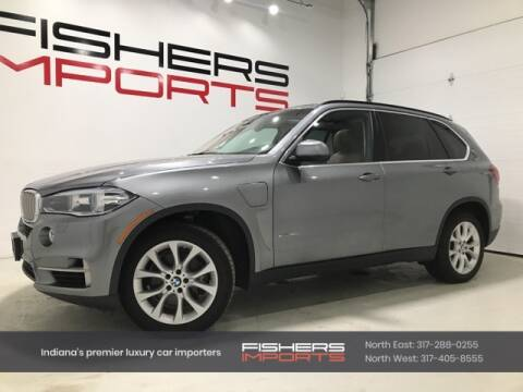 2016 BMW X5 for sale at Fishers Imports in Fishers IN