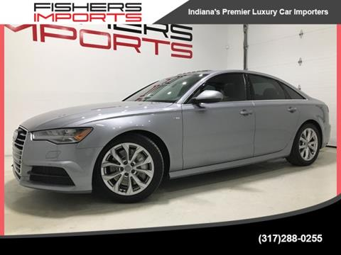 2017 Audi A6 for sale in Fishers, IN