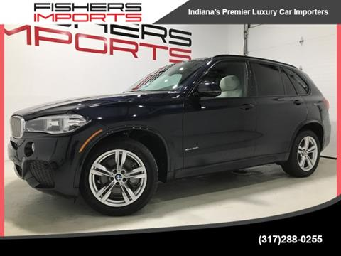 2015 BMW X5 for sale in Fishers, IN