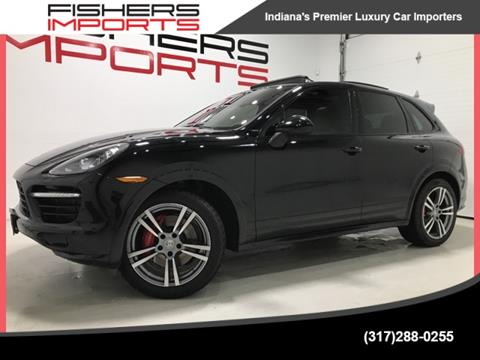 2013 Porsche Cayenne for sale in Fishers, IN