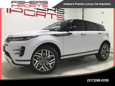 2020 Land Rover Range Rover Evoque for sale in Fishers, IN