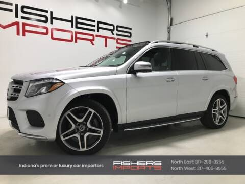 2019 Mercedes-Benz GLS for sale at Fishers Imports in Fishers IN
