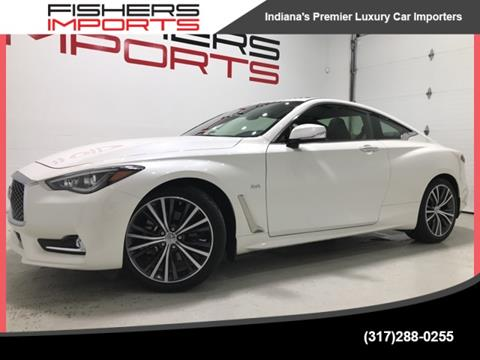 2018 Infiniti Q60 for sale in Fishers, IN