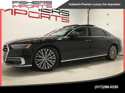 2019 Audi A8 L for sale in Fishers, IN