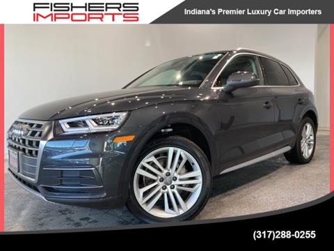 2018 Audi Q5 for sale in Fishers, IN
