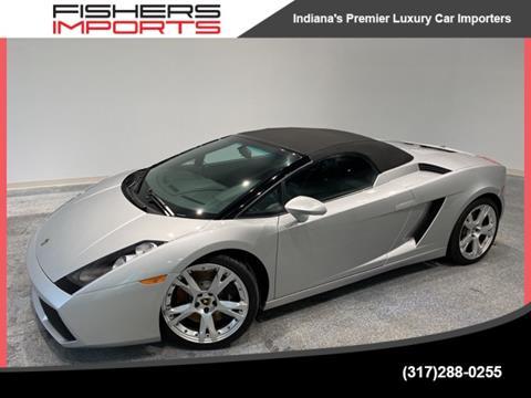 2007 Lamborghini Gallardo for sale in Fishers, IN