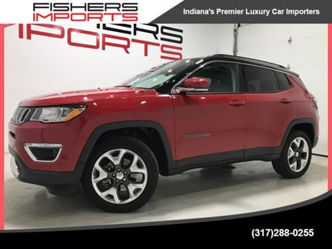 2019 Jeep Compass for sale in Fishers, IN