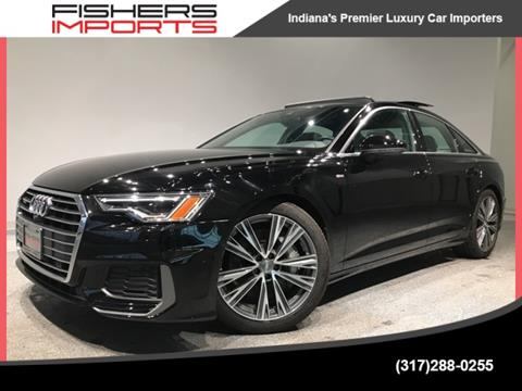 2019 Audi A6 for sale in Fishers, IN