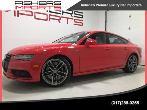 2016 Audi S7 for sale in Fishers, IN