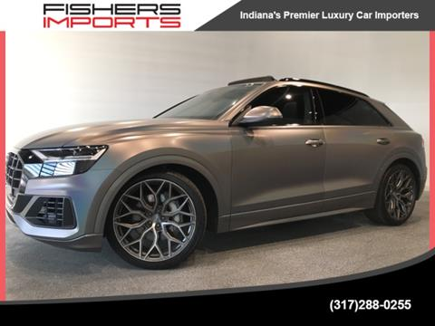 2019 Audi Q8 for sale in Fishers, IN