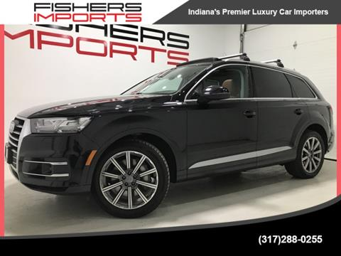 2018 Audi Q7 for sale in Fishers, IN