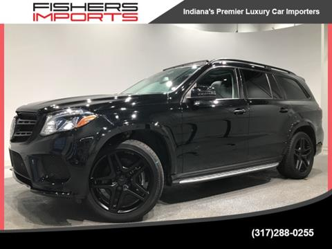 2018 Mercedes-Benz GLS for sale in Fishers, IN