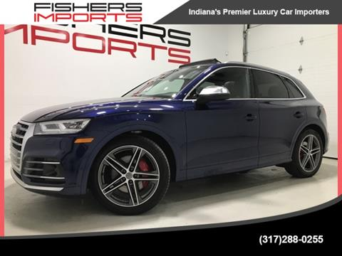 2019 Audi SQ5 for sale in Fishers, IN