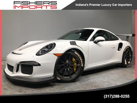 2016 Porsche 911 for sale in Fishers, IN