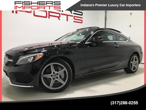 2018 Mercedes-Benz C-Class for sale in Fishers, IN