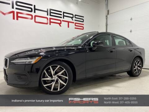 2020 Volvo S60 for sale at Fishers Imports in Fishers IN