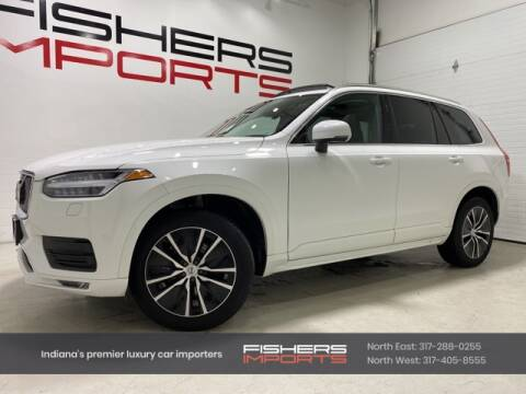 2020 Volvo XC90 for sale at Fishers Imports in Fishers IN