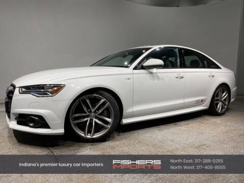 2017 Audi S6 for sale at Fishers Imports in Fishers IN