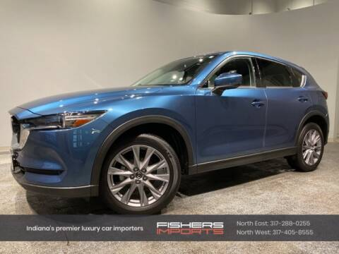 2019 Mazda CX-5 for sale at Fishers Imports in Fishers IN