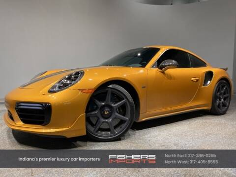 2018 Porsche 911 for sale at Fishers Imports in Fishers IN