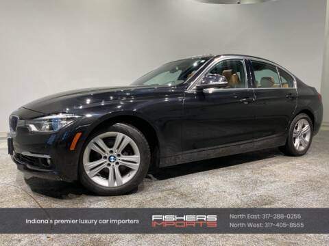 2016 BMW 3 Series for sale at Fishers Imports in Fishers IN