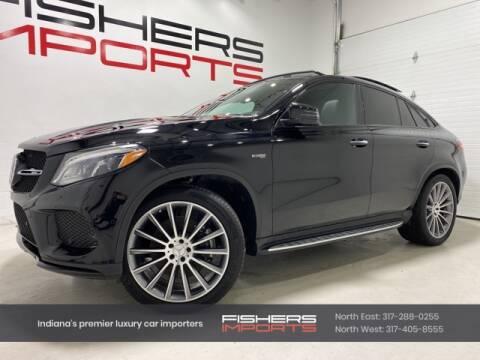 2019 Mercedes-Benz GLE for sale at Fishers Imports in Fishers IN