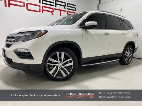 2018 Honda Pilot for sale at Fishers Imports in Fishers IN