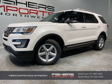 2017 Ford Explorer for sale at Fishers Imports in Fishers IN