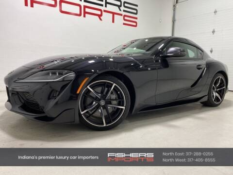 2020 Toyota GR Supra for sale at Fishers Imports in Fishers IN