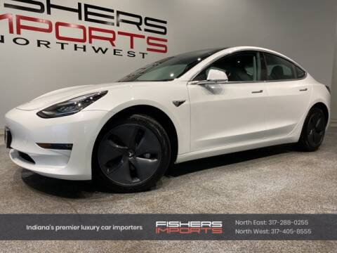 2019 Tesla Model 3 for sale at Fishers Imports in Fishers IN