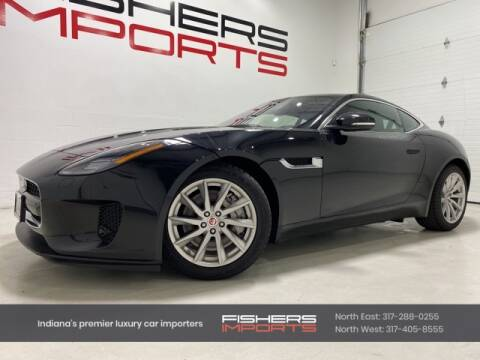 2019 Jaguar F-TYPE for sale at Fishers Imports in Fishers IN