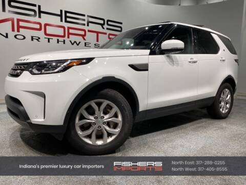 2020 Land Rover Discovery for sale at Fishers Imports in Fishers IN