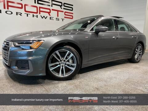 2019 Audi A6 for sale at Fishers Imports in Fishers IN