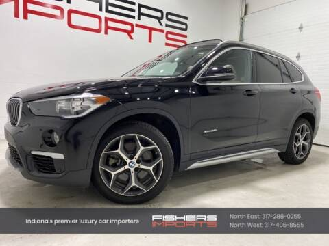 2018 BMW X1 for sale at Fishers Imports in Fishers IN