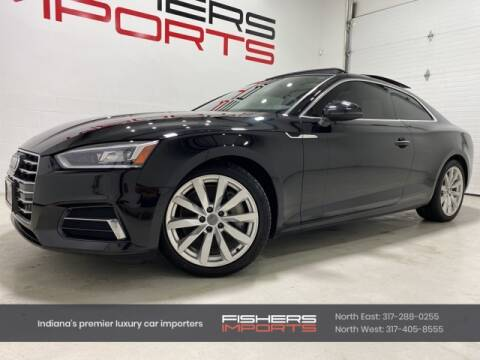 2018 Audi A5 for sale at Fishers Imports in Fishers IN