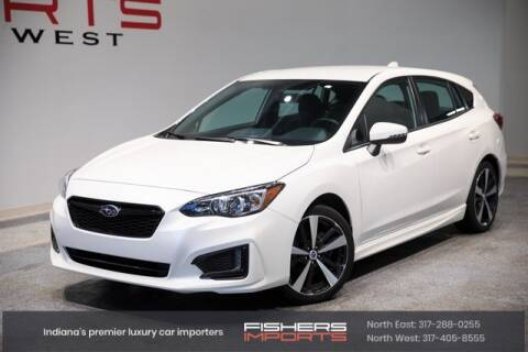 2017 Subaru Impreza for sale at Fishers Imports in Fishers IN