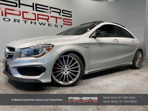 2015 Mercedes-Benz CLA for sale at Fishers Imports in Fishers IN