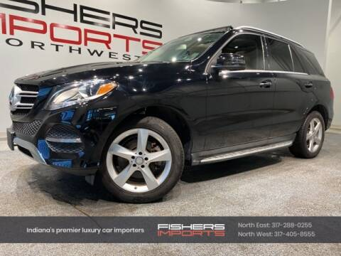 2017 Mercedes-Benz GLE for sale at Fishers Imports in Fishers IN